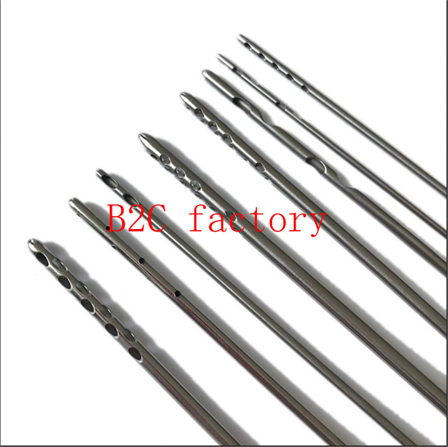1pcs High Quality Multi-Type Hole Needles For Liposuction Cannulas For Liposuction Surgery