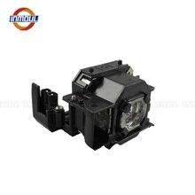 Inmoul โคมไฟโปรเจคเตอร์ทดแทนสำหรับ ELPLP33 สำหรับ PowerLite Home 20 / MovieMate 25 / MovieMate 30S / PowerLite S3