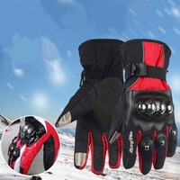 Riding Tribe Waterproof Motorcycle Gloves Winter Knight Riding Touch Phones Gloves Men And Women