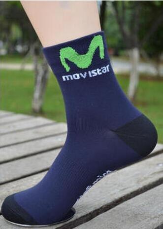 Unisex Men Tour DE France Team Socks Women Riding Bicycle Socks Quick Drying MTB Cycling Socks topcycling sak603 cycling riding quick drying pants for men black size xl