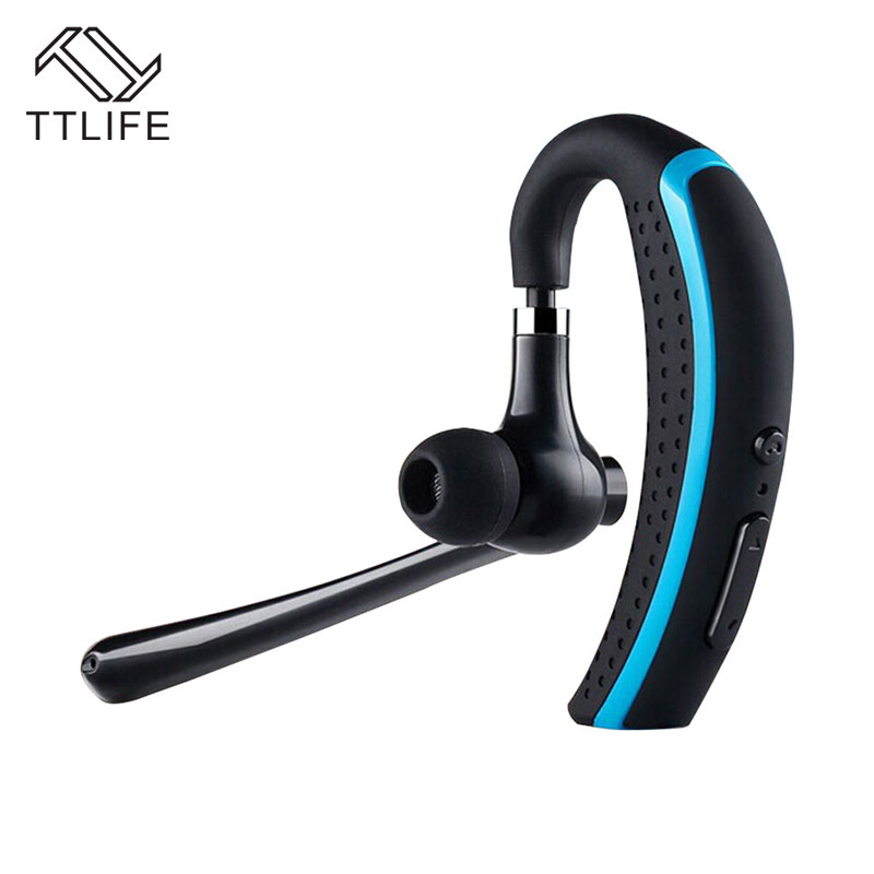 Original TTLIFE BH790 Wireless Bluetooth Headset Stereo Music Headphones Car Driver Noise Reduction Earphone With Microphone remax bluetooth 4 1 wireless headphones music earphone stereo foldable headset handsfree noise reduction for iphone 7 galaxy htc