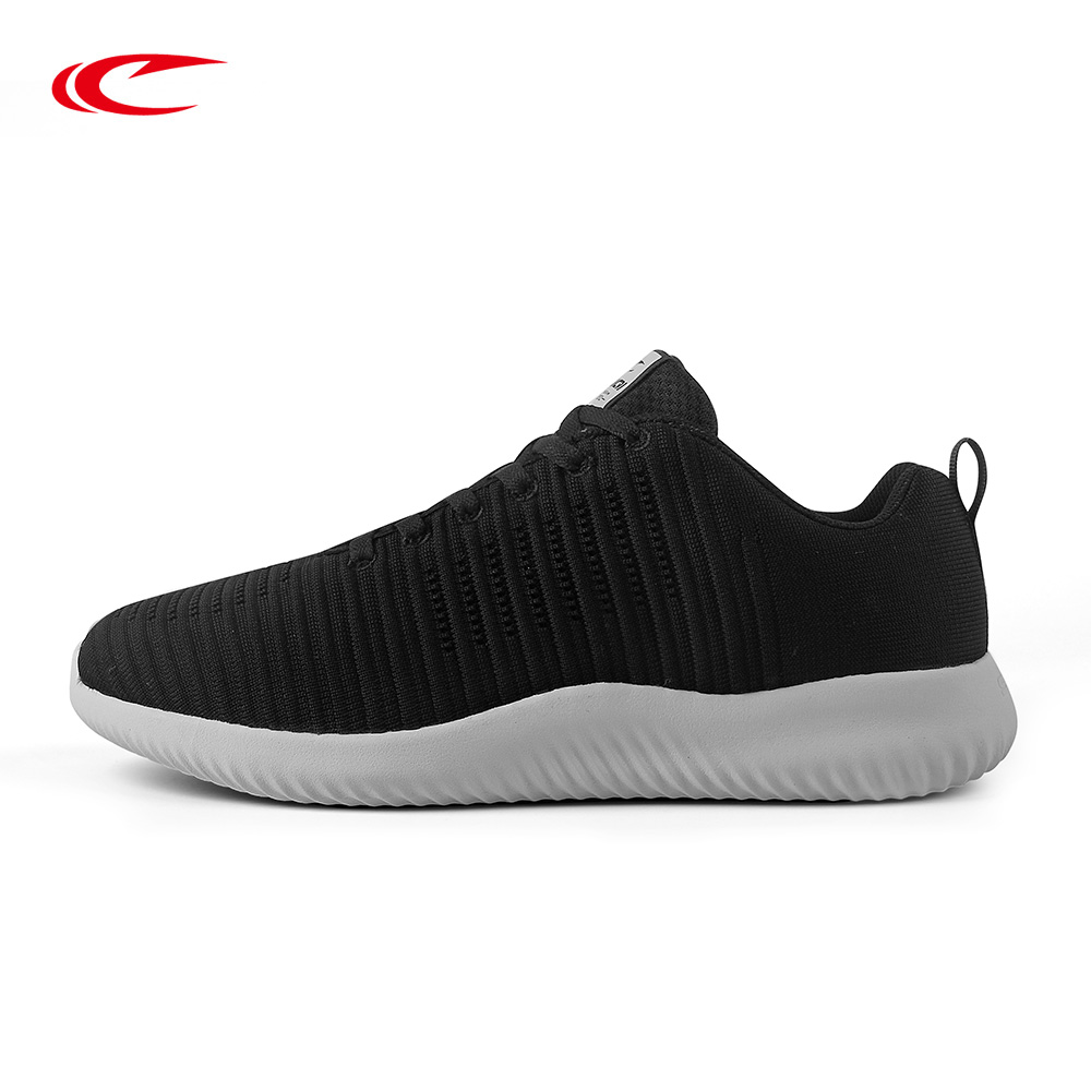 SAIQI 2018 New Arrival Mens Running Shoes Athletic Breathable Cushion Men Running Shoes Sport Mesh Outdoor Sports Sneakers high quality original kids sneaker skid proof cushion running shoes athletic breathable children sport shoes xrkb001