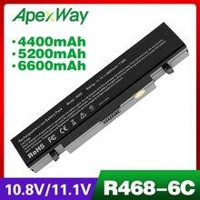 5200mAh laptop battery for Samsung AA-PB9NC6W, AA-PB9NC6W/E, AA-PB9NS6B, AA-PL9NC2B, AA-PL9NC6W