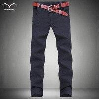 New Hot 2016 Mens Slim Chinos Fashion Trend XL Men S Cotton Casual Pants Feet Pants