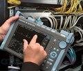 Japão Fibra Óptica Otdr Tester AQ7280 YOKOGAWA OTDR Handheld Optical Metros OTDR 1310/1550nm 38/36dB OTDR