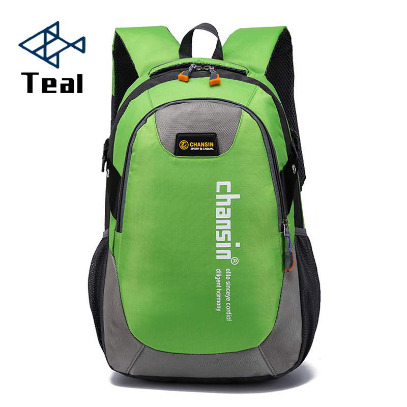 bc879346378 2018 Hot Sell Male Backpacks School Bag Boys For Teenagers Chain Oxford  Waterproof Backpack Men Backpack Casual Nylon Backpacks
