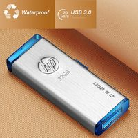HP Metal USB Flash 512gb Pendrive x730w Flash Drive Memory Stick 300MB/S Clef usb 3.0 Disk on Key Original USB Flash Drives 512G