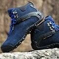 Guciheaven-Resistente Ao Desgaste de Couro Genuíno de Moda Sapatos Casuais, o Projeto Redondo Novo Calçado Quente, Concise Lace-Up homens Sapatos Ao Ar Livre