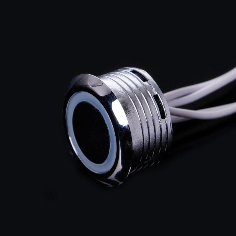 DC 5V 12V-24V Dimmer Touch Sensor Control Switch For 3528 5050 LED Strip Light Lighting G07 Great Value April 4