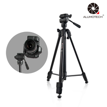 For DSLR camera digital camera photography aluminum tripod max load up to 3.5 kg