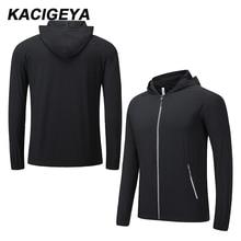 Sports-Coat Warm-Jacket Hooded Zipper Training Fitness Jogging Mens New Autumn Winter