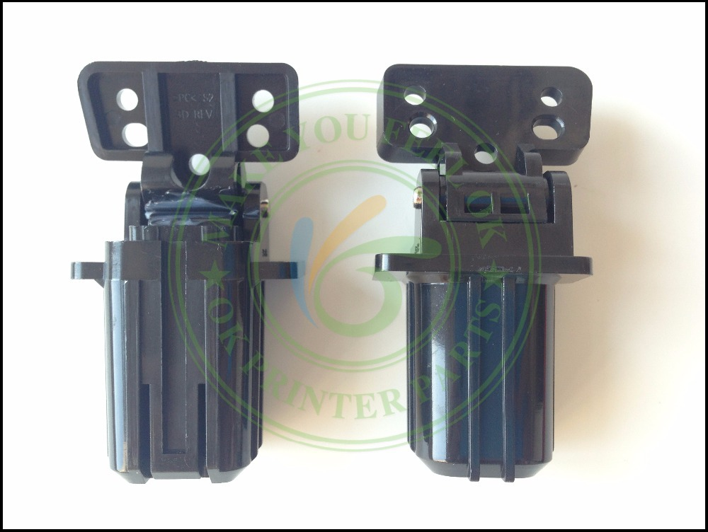 2PC X NEW CF288-60027 CF288-60030 Assy-ADF Hinge ADF Hinge Assembly for HP Pro 400 MFP M401 M425 M425DN M425DW M521 M525 new original for epson ds6500 ds7500 ds5500 hinge right hinge assy free stop