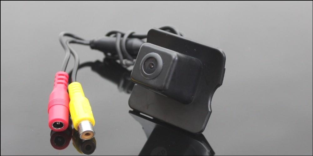 Original Reserved Hole Car Camera For Mercedes Benz R W251 R300 R350 R280 R500 R550 R63 AMG Rear View Back Up CCD RCA Camera Show 2