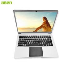 Bben Notebook laptop 14.1 Inch Intel celeron N3450 4cores CPU 4GB/64GB EMMC, or 4G/64GB emmc+128GB/256GB SSD option pro win10