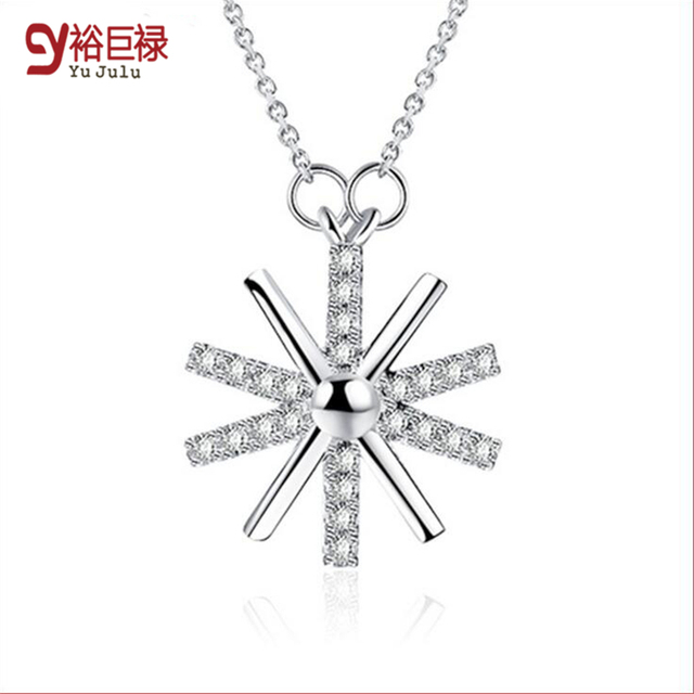 Silver sun flower cross necklace popular female descendants sun silver sun flower cross necklace popular female descendants sun pendant with chain fashion women gold mozeypictures Images