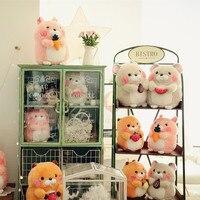 Cute Cartoon Plush Marmot Toy Plush Stuffed Soft Animals Dolls Funny Marmot Toy Present For Babys