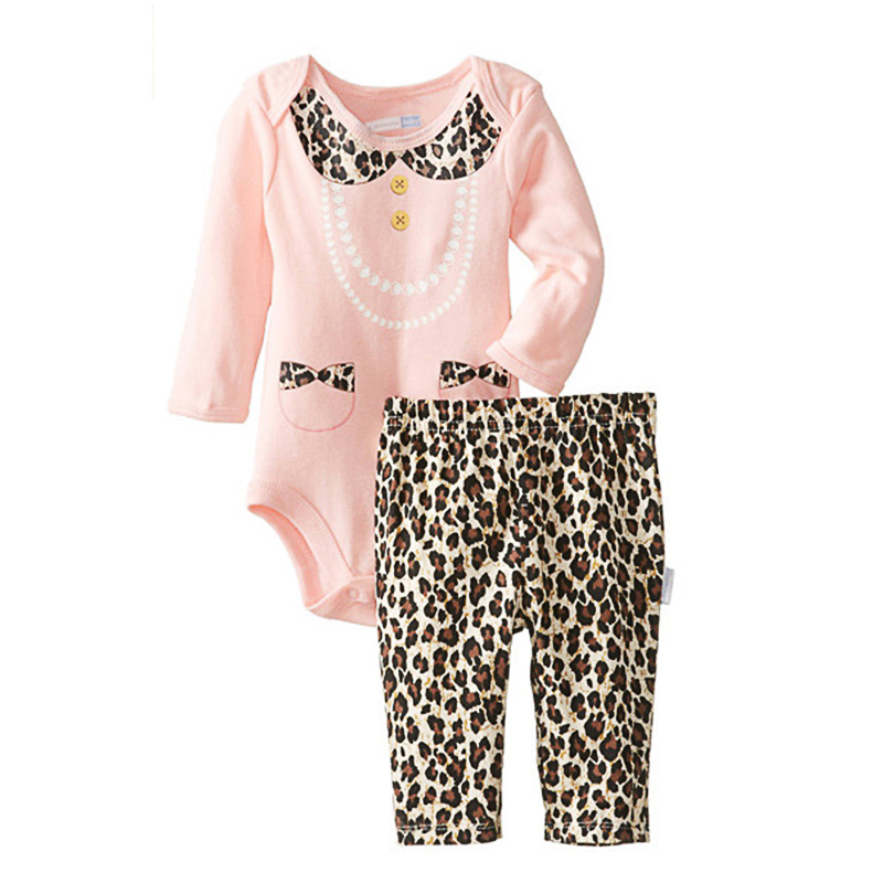 Fashion Baby Rompers Newborn Clothing Sets Spring Western Style Infant Triangle Romper 0~2 Year Wear Boy Girl Brand Baby Clothes newborn baby rompers baby clothing 100% cotton infant jumpsuit ropa bebe long sleeve girl boys rompers costumes baby romper