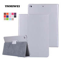 Cover For Ipad Air 1 Case Ipad 5 9.7 inch Tablet Protective Cases Pda Pu Leather Solid Cover Smart Sleep For Ipad Series YNMIWEI