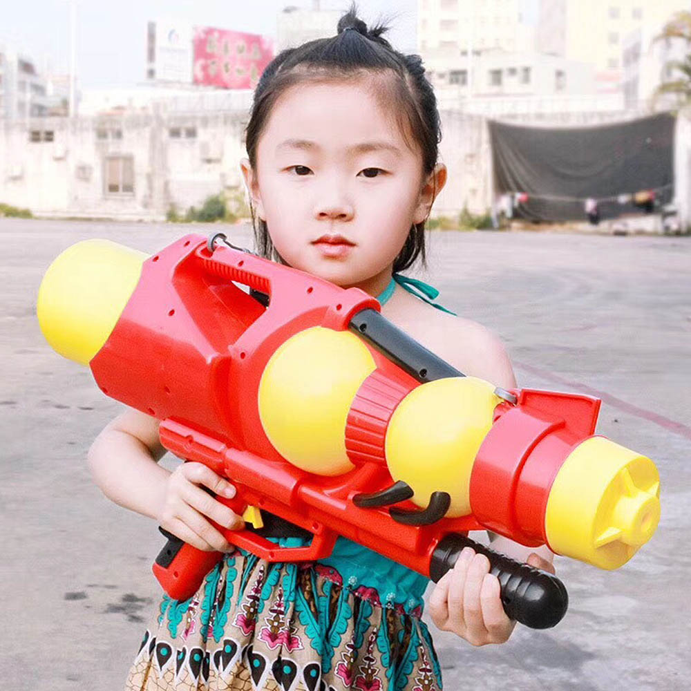 High Pressure Sports Game Shooting Pistol Soaker Pump Action Outdoor Toy Child Beach Big Water Gun For Kids Adult Toy