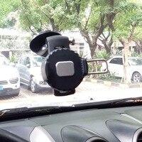 접이식 자동 흡입 마운트 휴대 전화 자동차 공기 벤트 클립