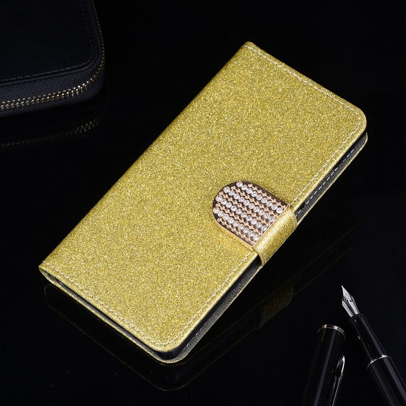 Shining Coque Case For Asus Zenfone Go TV ZB551KL Leather Hard Plastic Back Cover Flip Phone Bag For Asus Zenfone Go TV ZB551KL