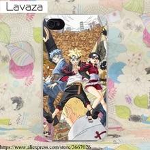 Lavaza Naruto Case for iPhone XS Max XR X 8 7 6 6S Plus 5 5s se