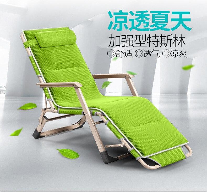 Usine pin extérieur portable Cool chaise adulte plage loisirs plat sur chaise paresseux chaise pliante chaise de repos inclinable