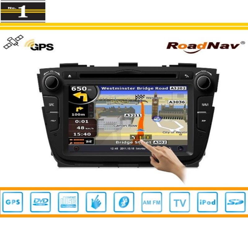 S160 Sistema Multimedia del coche Para KIA Sorento 2013 ~ 2014 Radio CD Dvd GPS