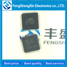 10pcs/lot ATMEGA16A-AU ATMEGA16A TQFP-44 8-bit Microcontroller with 16K Bytes In-System Programmable Flash