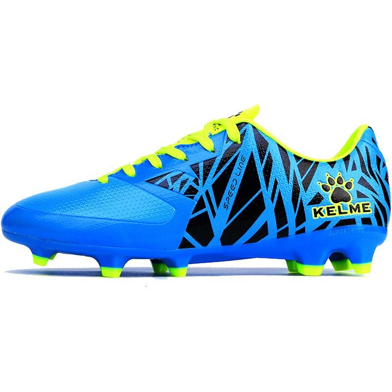 Garçons Football Filles Série de Chaussures KELME Sneakers Enfants wvqgaAnYt