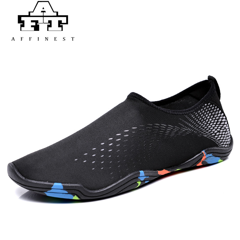 Tuluo New Arrival Water Shoes Men Barefoot Breathable Quick Dry Seaside Beach Swimming Male Sneakers Summer Outdoor Aqua Shoes Upstream Shoes