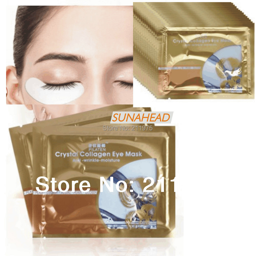 30 Pair Under Eye Pad mask Patch Lint Eyelash Lash Extension Tool Supply Medical Tape Crystal Eyelid Patch
