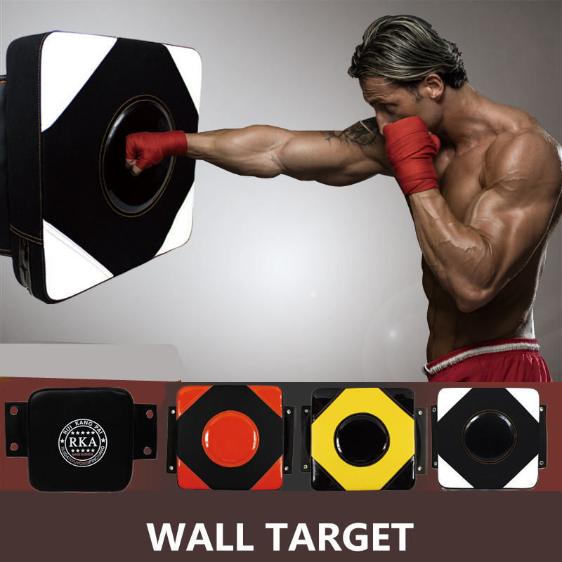 Wall Punch Pad kick target Training Fitness MMA Fighter Boxing Bag Sport Sandbag Punch Wall Punch Bag ...