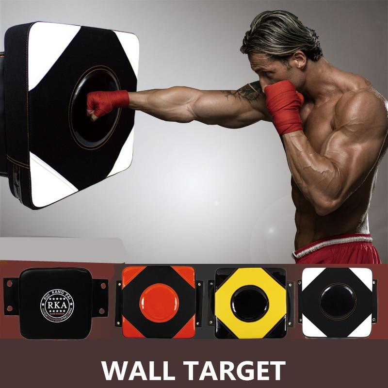 Punch Wall Target Pad WING CHUN Boxing Fight Sanda Taekowndo Training Bag