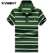 aef94b23c5 Men Polo Shirt Embroidery Polo Homme Pattern Polos Camisa Shirt Masculina  New Arrival Shirts Green Male