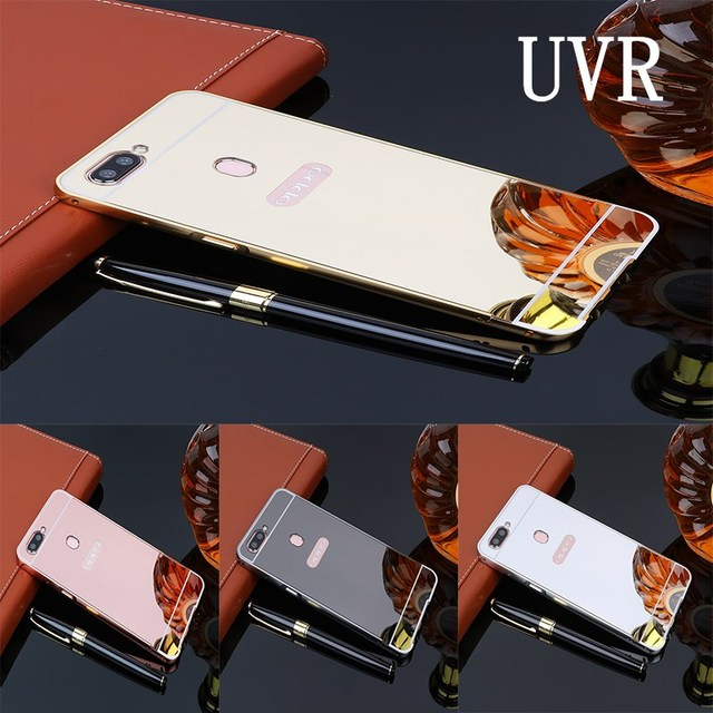 info for 7ebf6 8703b US $3.37 25% OFF|UVR For OPPO F5 Case Luxury Rose Gold Mirror Cases  Alumimum Metal Frame Shell Back Cover For Oppo F 5 Cover Mobile Phone  Cases-in ...