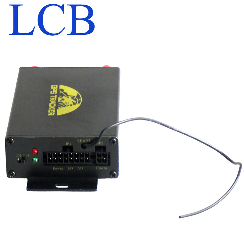 ФОТО Free Ship Coban RFID Real Time Car Vehicle Motorcycle Speed Detection GSM GPS LBS Tracker TK105B GPRS Tracker Device 2pcs/lot