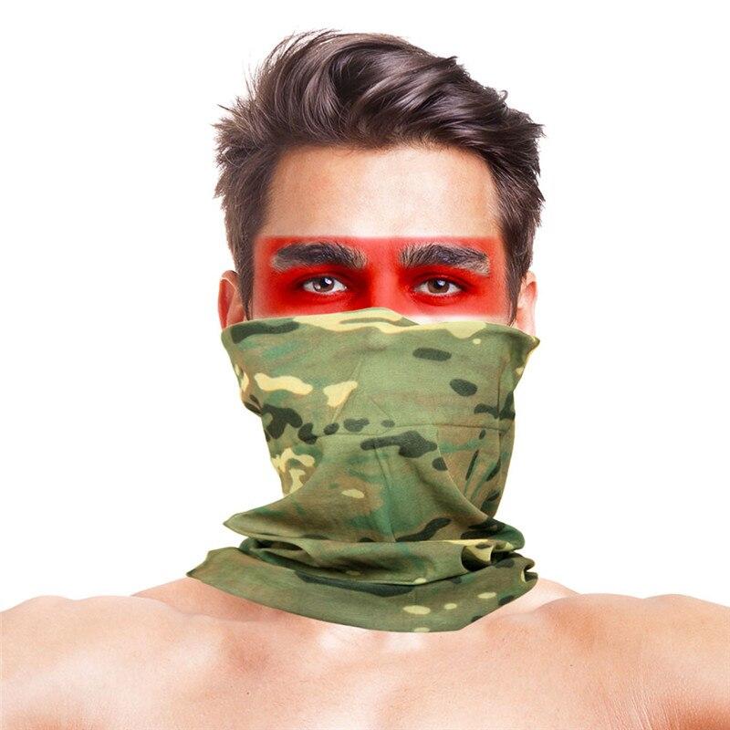 3D дизайн многофункциональный волшебный платок Спортивная маска для лица на открытом воздухе велосипедная бандана buffe повязка на голову вел...