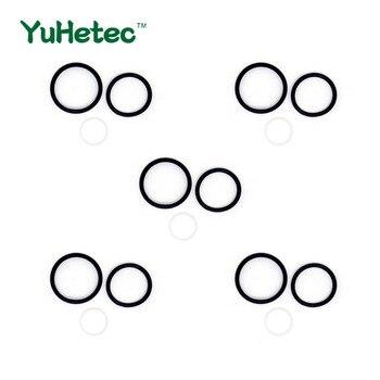 цена на 5 packs (3pcs/pack) YUHETEC Silicone Seal Ring for E Cigarette SMOK Stick V9