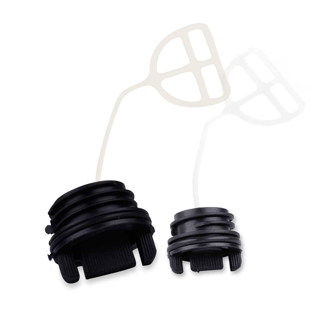 LETAOSK New Chainsaw Gas Fuel Oil Cap & Fuel Tank Cap Set Replacement fit for Husqvarna 50 51 55 136 137 141 142 254 Chainsaw-in Tool Parts from Tools