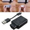 New Black 8 8bitdo Wireless Controller Receptor Retro Alças Sem Fio Para PS3 para PS4 para Wii U Controlador de Jogo Remoto para para NES Gamepads