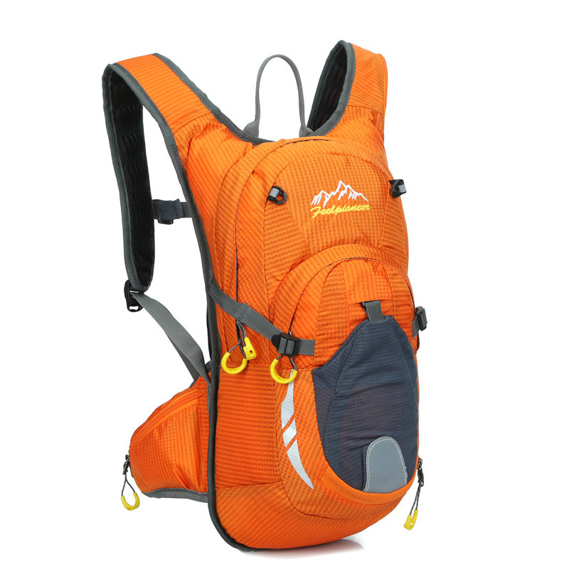 Mountain Ciclismo Traspirante Borsa black Bicicletta Equitazione 15l purple orange Dell'acqua Di Trekking red Idratazione Da Impermeabile blue Bike Arrampicata Green Dello Zaino q5wpt4