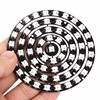 New Arrival 61 Bit 61X WS2812 5050 RGB LED Ring Lamp Light With Integrated Drivers Board