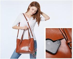 Image 5 - Didabear marca bolsa feminina bolsas de couro feminino luxo senhora mão sacos mensageiro bolsa de ombro grande tote sac a bolsa principal