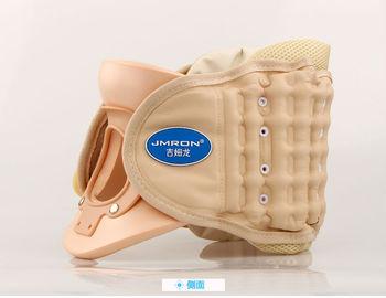 Cervical traction apparatus for medical home cervical spondylosis traction inflatable neck massager