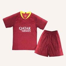 9f7197b0e3ee8 2 unidades de bebé niño ropa de verano conjuntos de manga corta fútbol  camiseta + Pantalones