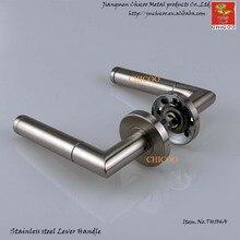 Modern door ironmongery stainless steel  304 Door Handles,gate handles,industrial lever handle