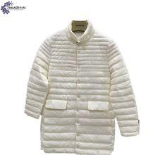 TNLNZHYN Зима женская clothing Хлопок Пальто теплое Утолщение с длинными рукавами сплошной цвет досуг Большой размер Женщины Хлопок CoatTT109
