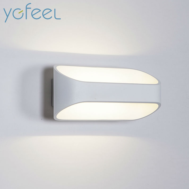 [YGFEEL] 5W 10W LED Wall Lamps Modern European Style Foyer Living Room Bedroom Lamp Corridor Bedside Reading Lighting AC90-260V [ygfeel] 21w led wall light creative bedroom wall lamp indoor living room foyer decoration corridor stair lighting ac90 260v