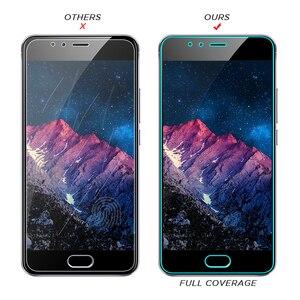 Image 2 - Ultra Thin Full Cover Screen Protective Glass for Meizu M6 M5 M3 Note 9 M6S M5S M5C Tempered Glass for Meizu U20 Pro 6 7 Plus